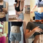 ダイエットの最終形態!?「食べても太れない」サイクルで1ヵ月足らずでこんなに!